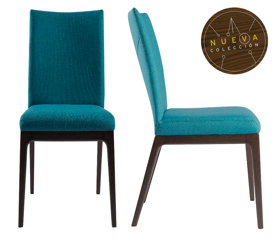 Silla ocre muebles beity for Comedores almacenes paris